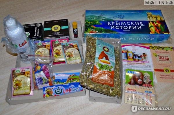 Интернет-магазин ЛЕККОС - lekkos-crimea.ru фото