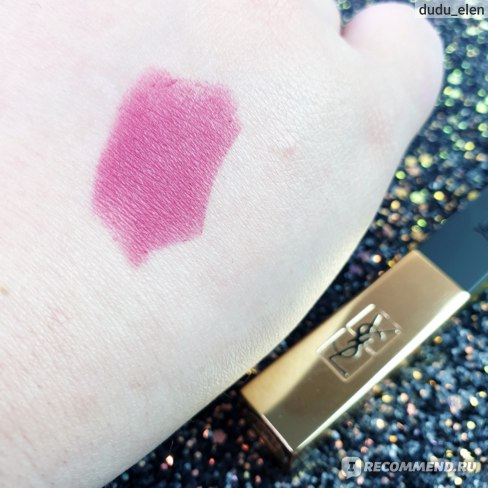 Помада матовая Yves Saint Laurent Rouge Pur Couture The Slim Matte Lipstick Fall 2018 фото