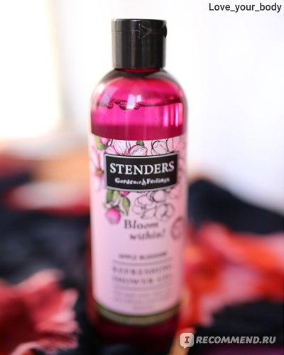 "Гель для душа STENDERS Освежающий ""Яблоневый цвет"" фото"
