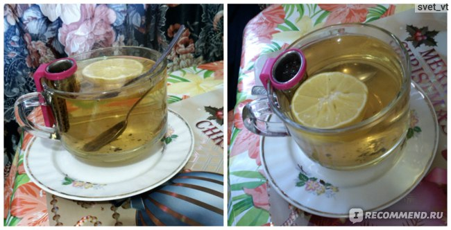чая Золотая Чаша черный листовой высшего сорта