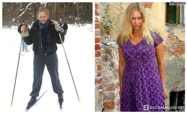 Лыжи кто похудел