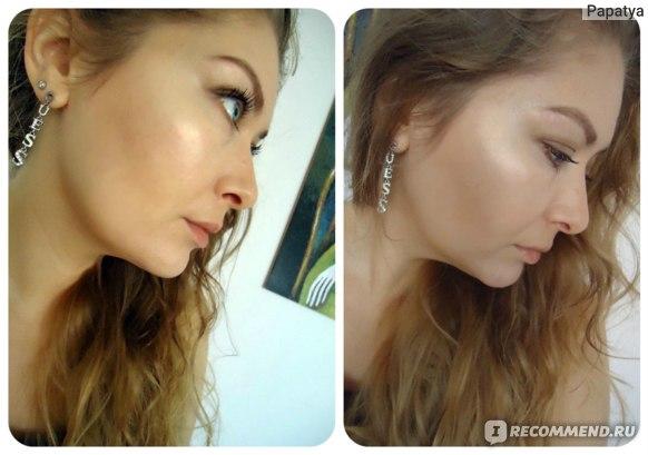 Искусственное освещение: 1 фото со вспышкой; 2 фото без вспышки.