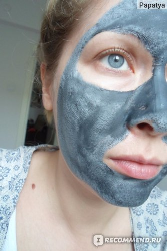 Маска для лица L'Oreal Магия Глины Детокс и сияние: три натуральные глины + уголь, для всех типов кожи фото
