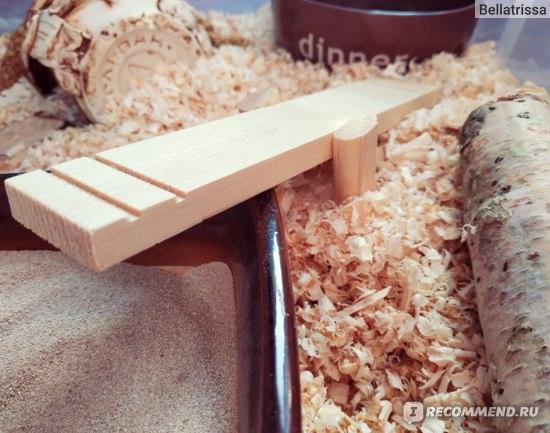 Игрушка для грызунов Green Farm Качели фото