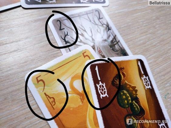 Настольная карточная игра Gaga Games Сиггил (Siggil) фото