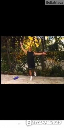 Фитнес-программа Джанет Дженкинс Голливудский тренер: Идеальный пресс и коррекция бедер и ягодиц фото