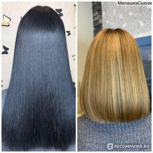 Брюнетка vs блондинка