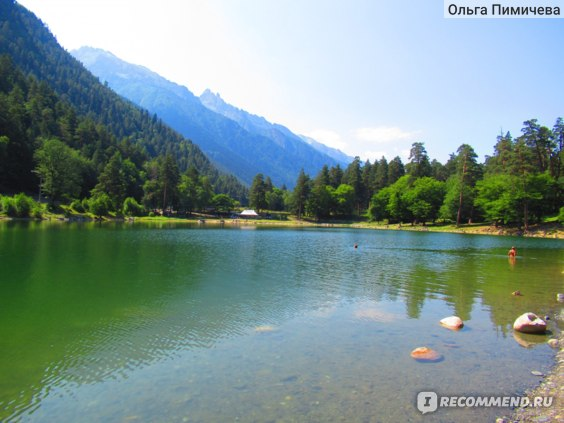 Озеро Кара- Кёль