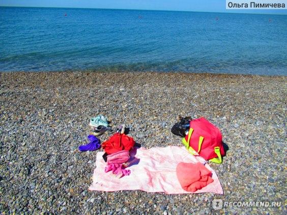 Пляж Лазаревский