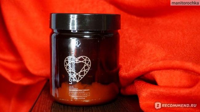 Ботокс для волос Paul Oscar Love crema BTX original фото