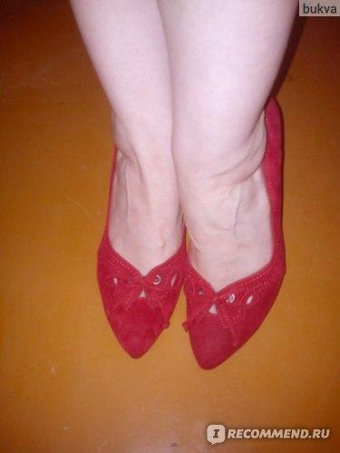 Туфли женские Blossem