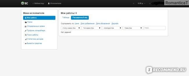 Сайт Snipercontent.ru фото