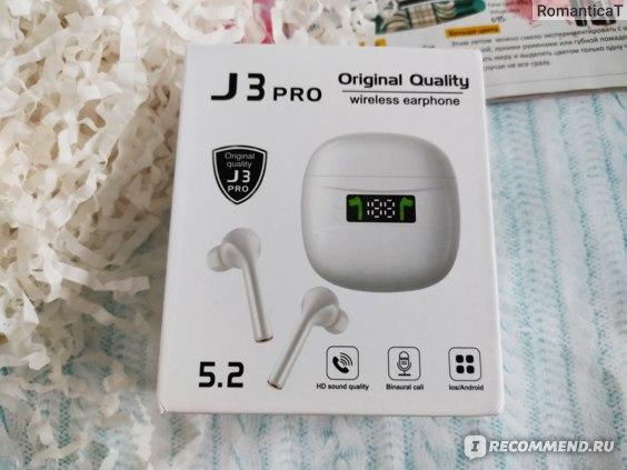 Беспроводные наушники Aliexpress TWS wireless Bluetooth 5.0 headphones, IPX7 headphones, waterproof headphones with led display, HD stereo, with built-in microphone фото