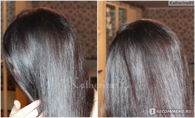 Kerasys + бальзам Tsubaki для блеска волос