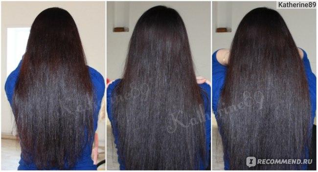 Волосы при вспышке)