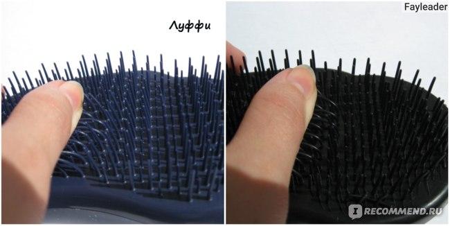Щетка для волос Aliexpress Tangle Teezer Professional Detangling Hair Comb, Hair Styling Brush фото