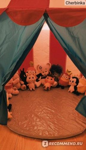 """Палатка IKEA """"Циркусэльт""""  фото"""