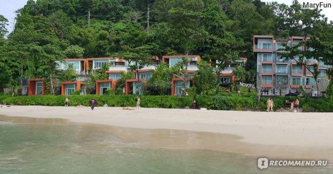 Отель Novotel Phuket Kamala Beach