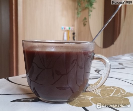 Горячий шоколад MacChocolate фото