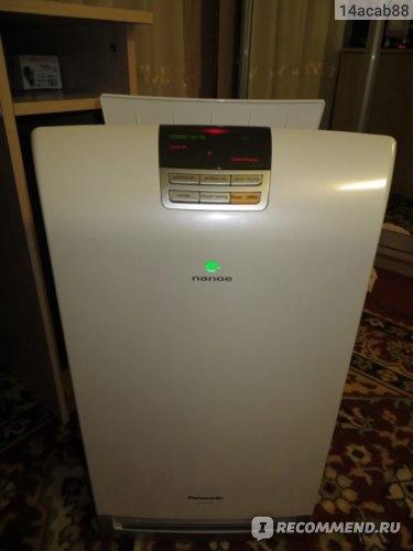 Увлажнитель-очиститель воздуха Panasonic F-VXD50R-W фото