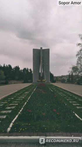"Мемориал ""Песчаный лог"", Воронеж фото"