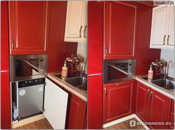 Посудомоечная машина BOSCH SPV25FX10R фото