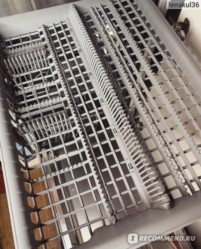 Верхняя корзина для столовых приборов