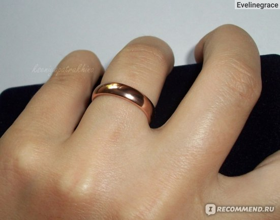 Кольцо Aliexpress 18K Rose Gold Plated Ring Jewelry Made with Genuine Crystals From Austria Full Sizes Wholesale фото