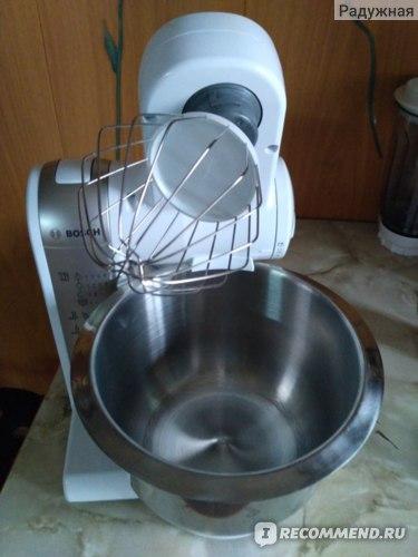 Кухонный комбайн BOSCH MUM4880 фото
