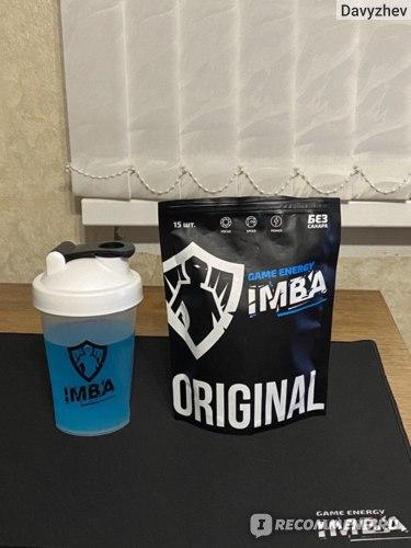 Энергетический напиток IMBA Energy Combo фото
