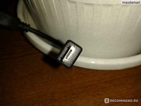 Micro USB OTG кабель TinyDeal 10CM Length USB 2.0 Female to Micro USB Male OTG Cable - Black CCB-177910 фото