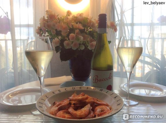 Вино белое полусухое Baccolo Bianco Appassimento Parziale 2018 фото