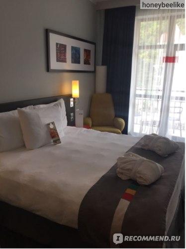 Номер с большой кроватью Park Inn Роза Хутор