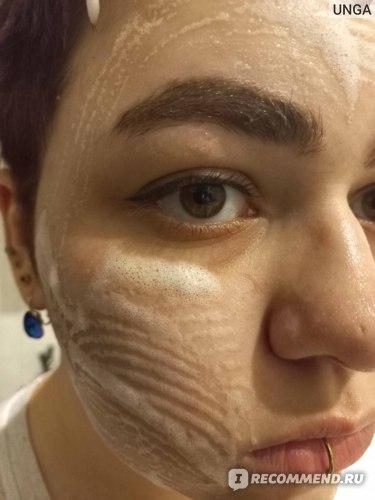 Пенка для умывания MIXIT YOUR SKIN normal to dry cleansing form, для нормальной и склонной к сухости кожи лица фото