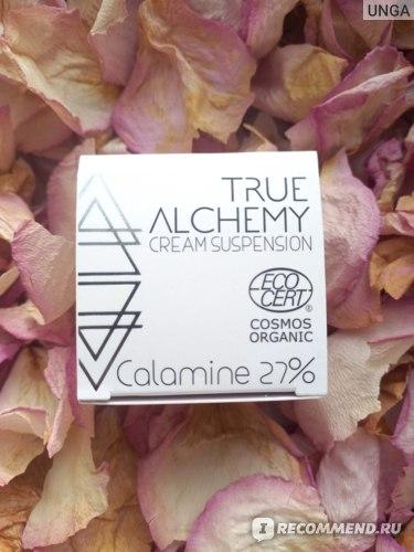 "Крем для лица TRUE ALCHEMY Cream Suspension ""Calamine 27%"" фото"