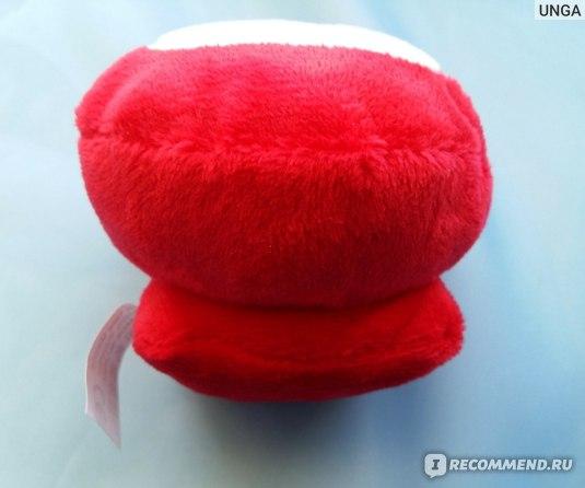 Мягкая игрушка Aliexpress Soft Plush Among Us Plush Among Us Game Plush Toy With Music Kawaii Stuffed Doll Christmas Gift Cute Red Small Among Us Plushie фото