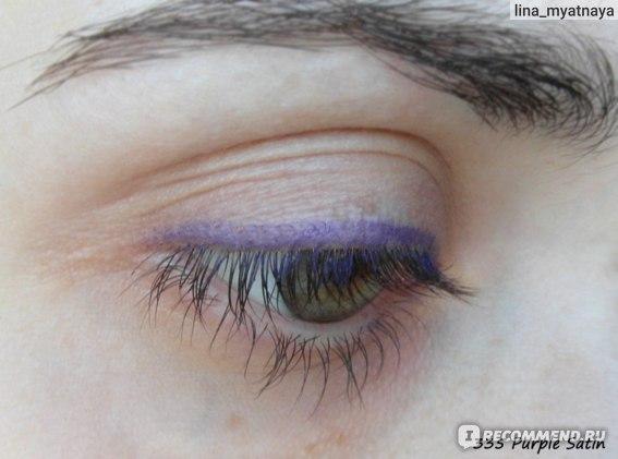 Карандаш для глаз Pupa Easy Liner Eyes фото