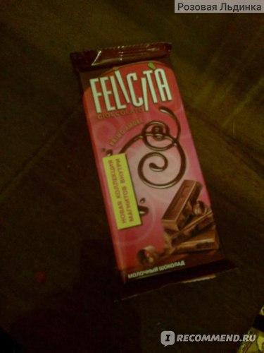 """Шоколад Felicita """"Primo Amore"""" фото"""