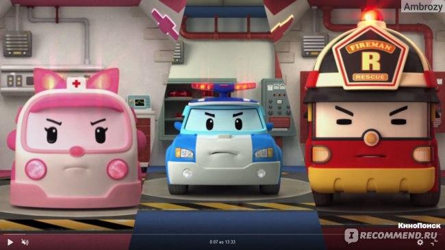 Робокар Поли и его Друзья  (Robocar Poli) фото