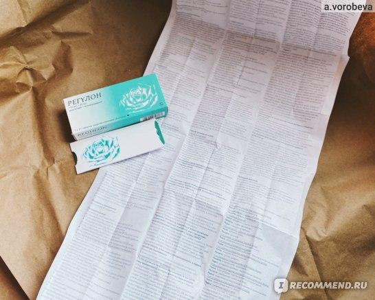 Контрацептивы Gedeon Richter Регулон ( Regulon)