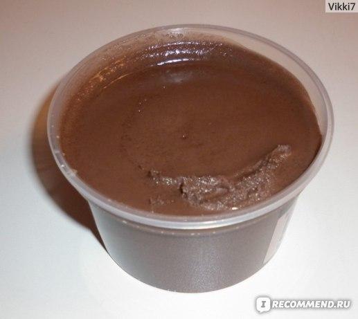 """Скраб для тела ORGANIC SHOP """"Бельгийский Шоколад"""" фото"""