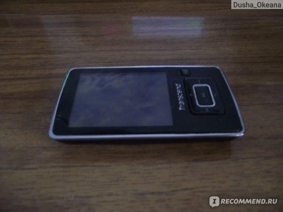 MP3 плеер Transсend MP860 фото