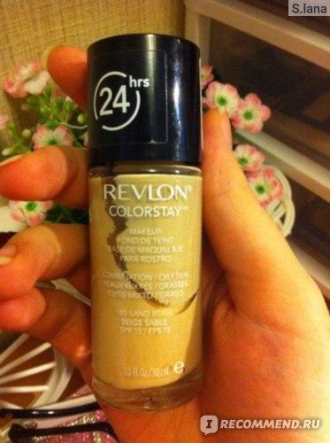 Тональный крем Revlon 24 Hr. Colorstay Liquid Makeup Combination/Oily фото