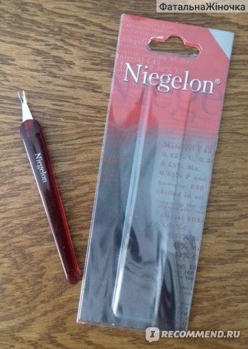 Триммер Niegelon Solingen маникюрный для кутикулы, 0543 фото