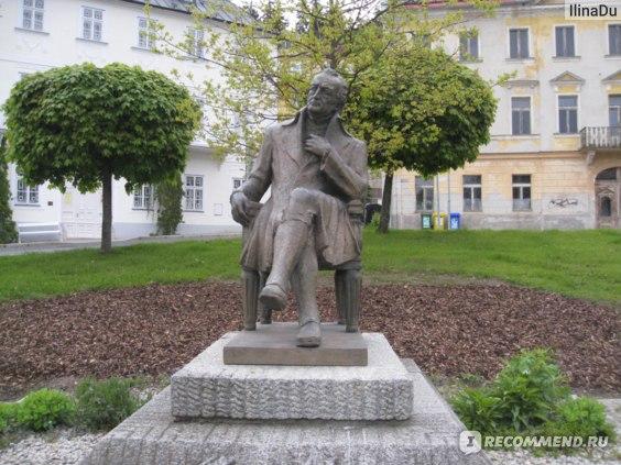 Чехия, Марианские Лазни фото