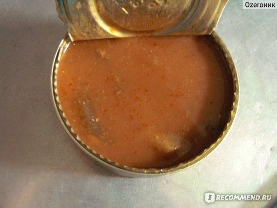 Консервы рыбные Prime Food Бычки в томатном соусе фото
