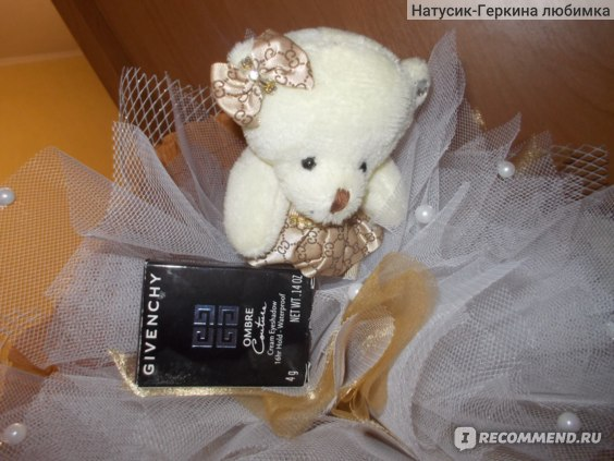 Крем-тени для век Givenchy Ombre Couture фото