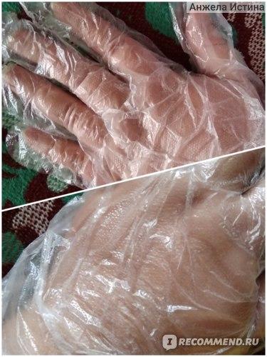 При нанесении и через 10 минут (средство впитывается в сухую кожа даже под утеплением.