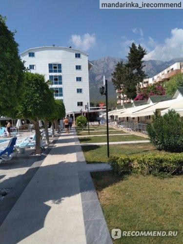 Armas Beach 4*, Турция, Кемер фото