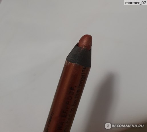 Карандаш для глаз NYX Professional Makeup SLIDE ON PENCIL фото